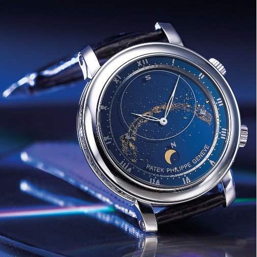 百达翡丽手表表的防水性讲解
