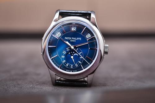 保养百达翡丽手表表带的方法