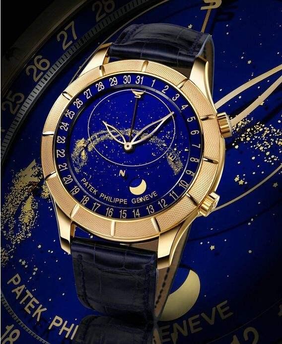 百达翡丽手表为什么会偷停